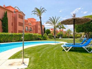 Terracotta Apartment VI in Royal Flamingos, con Piscina compartida
