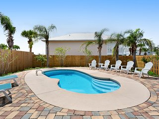 NEW LISTING! Coastal getaway w/ pool, patio, grill & enclosed yard - dogs OK!
