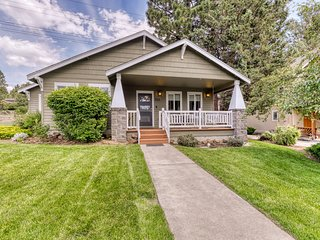 NEW LISTING! Beautifully renovated home w/ firepit & great location - dogs OK!