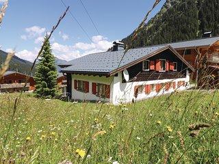 Amazing home in Gargellen w/ WiFi and 5 Bedrooms