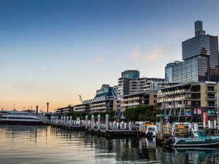 ★Private 5 Star apartment in Darling Harbour★