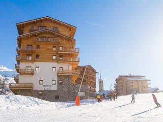 Parfait pour les Skieurs! | Appartement Confortable pour la Famille + Cheminée