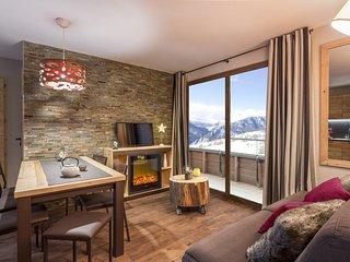 Appartement Confortable pour la Famille + Cheminée | Superb pour Vos Prochaines
