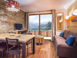 Restez Près des Pistes | Appartement Superb + Cheminée + Hammam et Sauna Sur