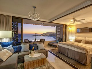 Luxury on the beach with the most spectacular view