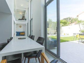 Villa de luxe avec piscine au Roucas Blanc