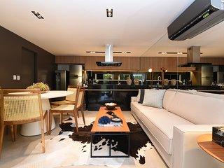 Luxuoso apartamento no Solar Água Pipa - 5 min da rua principal