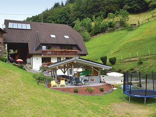 Beautiful home in B. Peterstal-Griesbach w/ Sauna, WiFi and 1 Bedrooms