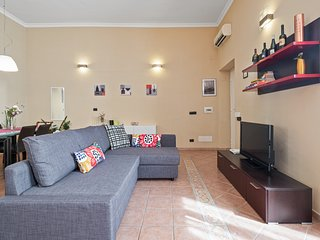 Comfy Spacious 3bed flat w/Balcony in Trastevere