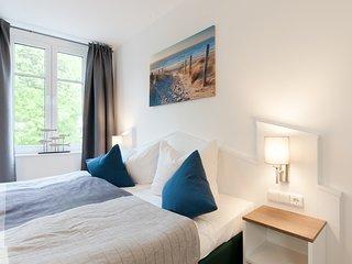 Ferienwohnungen Inselquartett - Appartement 'Vilm'