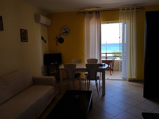 Located in one of the most beautiful sandy in Corfu , in Glyfada Beach