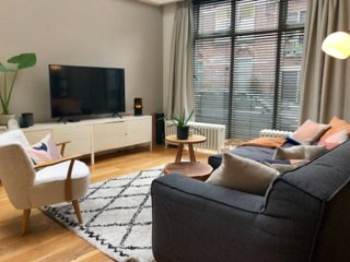 Luxury and Cosy House in Center Of Utrecht!