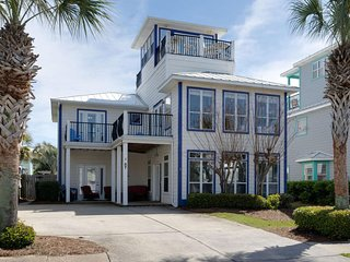 NEWLY LISTED! 5BR Beach House in DESTIN - Walk to Beach!  Golf Cart Included!