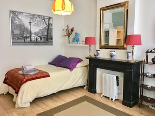 Warm&Bright central apartment (Jordaan&Vondelpark)
