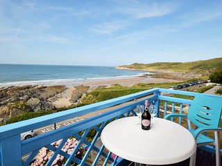 76349 Apartment situated in Woolacombe