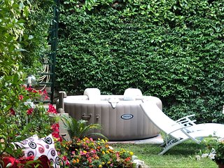 SORRENTO VILLA WITH GARDEN SEA VIEW FOR CAPRI 10 MIN BOAT