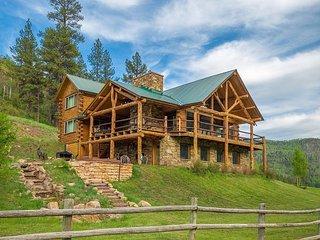 Fish Creek Lodge~Spectacular Mountain Setting~Fabulous Fly Fishing