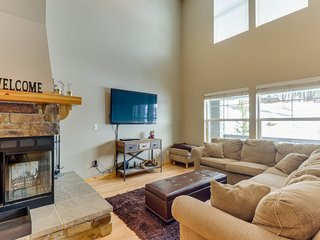 Family friendly home near Suncadia, skiing & fishing!