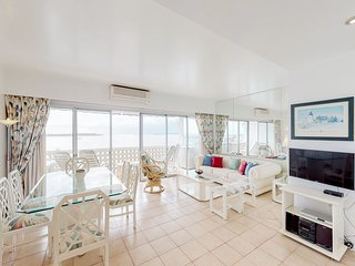 Espectacular apartamento frente al mar - Bayfront condo w/ ocean views