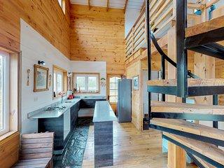 Cabaña en Frutillar c/vistas a la naturaleza - Frutillar cabin w/nature views