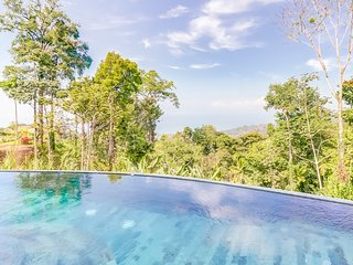 Luxury home w/ private infinity pool & incredible views - near the beach!