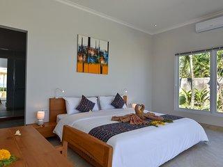 Villa Saneva - New Brand Beachfront Villa