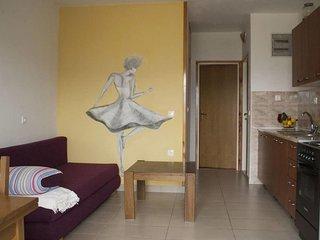 One bedroom apartment Lumbarda (Korcula) (A-17611-c)