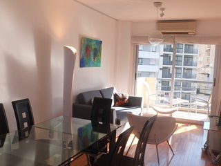 C133 Vacation Rental Apartment in Palermo, Buenos Aires. Amazing City Views