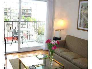 C17 Vacation Rental Flat located in Exclusive area of Palermo, Buenos Aires with