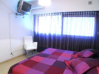 A137 Vacation Rental Modern Studio in a building with 24hs security in the Heart