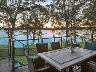 Tranquil Waters - lakefront home with awesome views.
