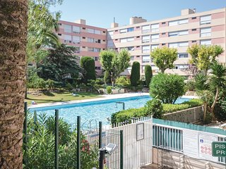 Beautiful apartment in Vallauris w/ Outdoor swimming pool, WiFi and Outdoor swim
