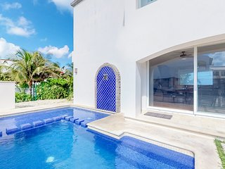 Sea view home w/ private pool, garden, terraces & beautiful views!