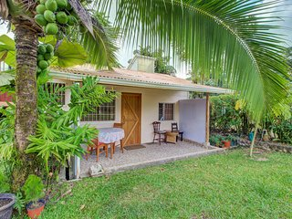 Cozy Costa Rican home w/ volcano views, enclosed yard - close to fun activities!