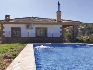 Nice home in Olveras w/ Outdoor swimming pool, Outdoor swimming pool and 4 Bedro