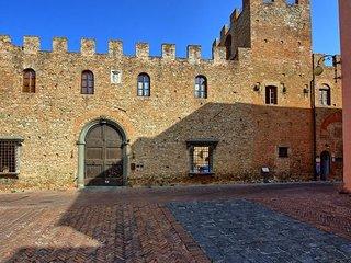 Appartamento 3 Palazzo Stiozzi Ridolfi Certaldo Alto