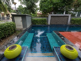3 Bedroom Private Villa with pool V18 in Pattaya