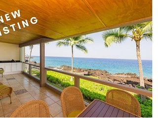 ❤ Gorgeous Oceanfront | Keauhou Kona Surf & Racquet | Remodeled | 2nd Floor