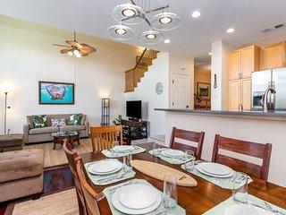 2304 Waikoloa Colony Villas.  Beautiful 2 Bedroom Townhome