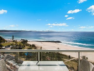 Ocean Plaza 1467 - Coolangatta Beachfront
