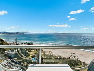 Ocean Plaza 1466 - Coolangatta Beachfront