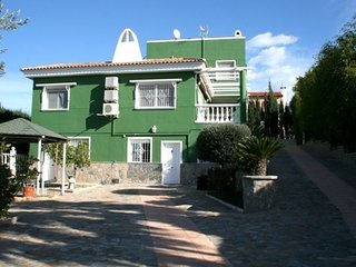 Detached villa Tangel