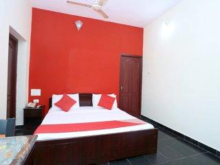 Full daylight arrives in Beach Hotel/Rameswaram
