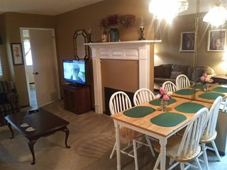 Gatlinburg Chateau Condo 407 has a full kitchen, private balcony and just minute