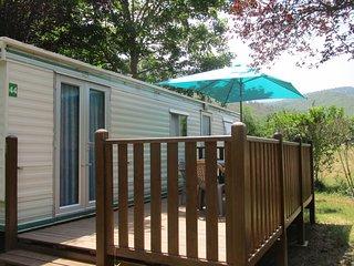Loue Mobil-Home, dans camping 3***, avec piscine de saison, snack bar, mini golf