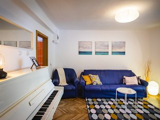 The Piano place - cosy apartment 10 minutes away from city center