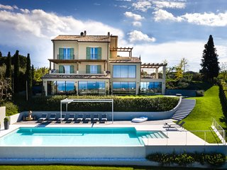 Villa Olivo - Luxury hilltop Retreat and Spa in the heart of Le Marche.