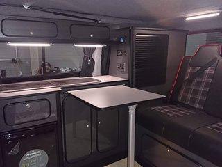 VW Campervan Rentals