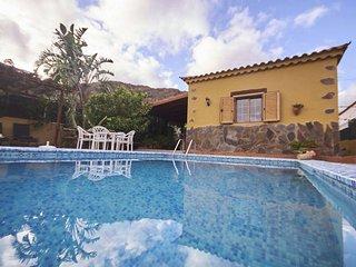 villa rural con piscina privada y Wi Fii gratis.esta