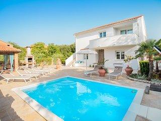 Beautiful Villa Mamma Mia, on the Island of Krk